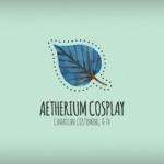 Aetherium Cosplay Logo