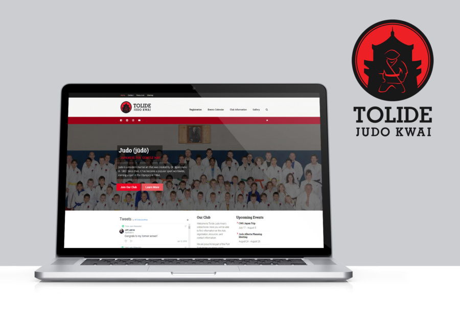 Tolide Judo Kwai Edmonton Based Visual Communication Design And
