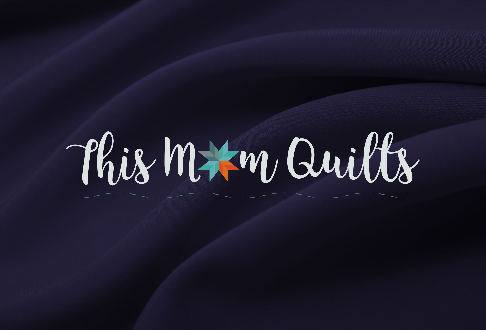 This Mom Quilts Logo